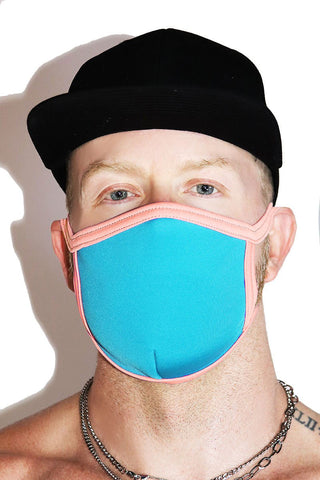 Core Face Mask- Blue