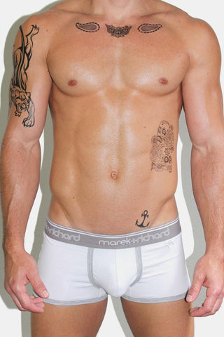 Pound Cake Brief- Grey