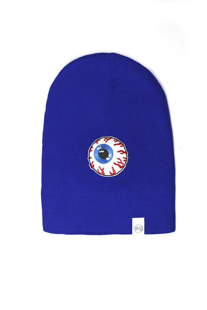 Eyeball Beanie- Royal