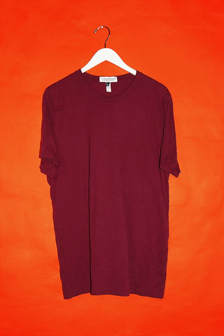 SAMPLE 172-Core Tee Burgundy-XL