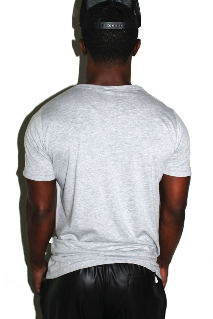 Zaddy Tee- Grey