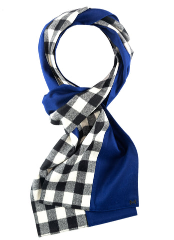 Joe - Margo Petitti Stripes,Scarves,patchwork - scarf