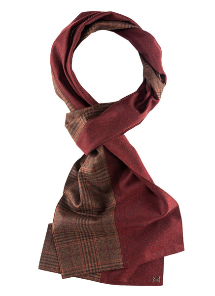 Felix - Margo Petitti Stripes,Scarves,patchwork - scarf