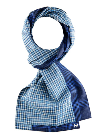 Larry - Margo Petitti Stripes, Scarves, spring - scarf