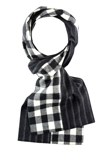 Micah - Margo Petitti Stripes,Scarves,patchwork - scarf