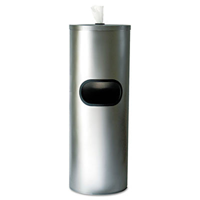 2XL Stainless Stand Waste Receptacle