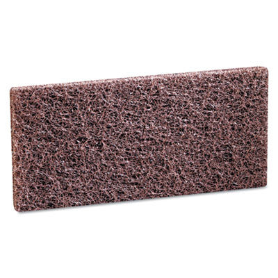 3M Doodlebug™ Brown Scrub 'n Strip Pad
