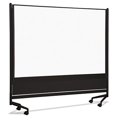 Best-Rite® D.O.C. Mobile Double-Sided Marker Board Divider