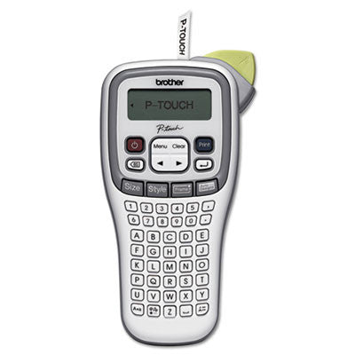Brother® P-Touch® PT-H100 Label Maker