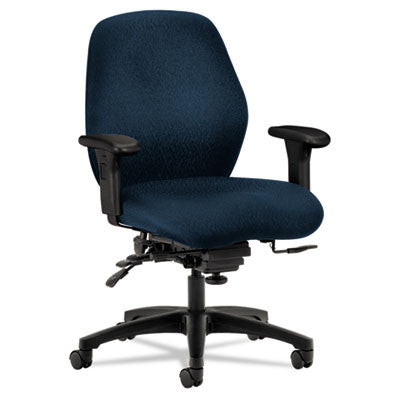 HON® 7800 Series Mid-Back, High Performance Task Chair