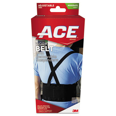 ACE™ Work Belt with Removable Suspenders