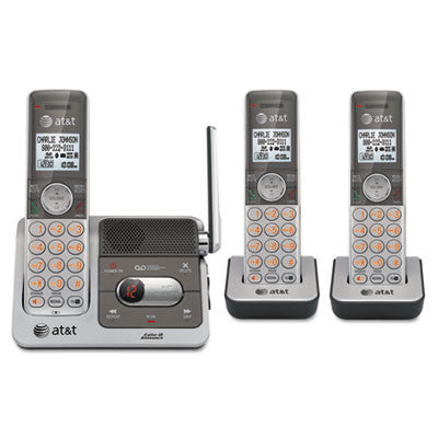 AT&T® CL82301/CL82401 Cordless Digital Answering System