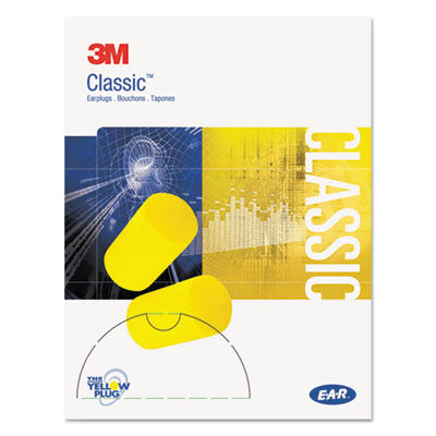 3M E·A·R™ Classic™ Small Earplugs in Pillow Paks
