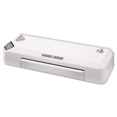 BLACK+DECKER Flash™ Thermal Laminator