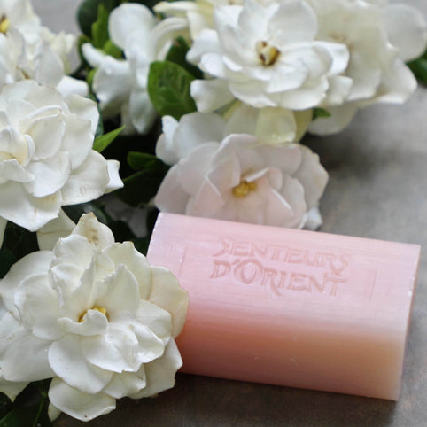 Oriental Gardenia Rough-Cut Bar Soap