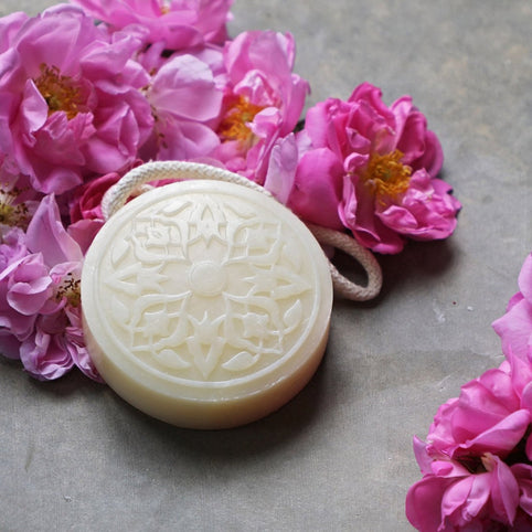 Rose of Damascus Hammam Soap