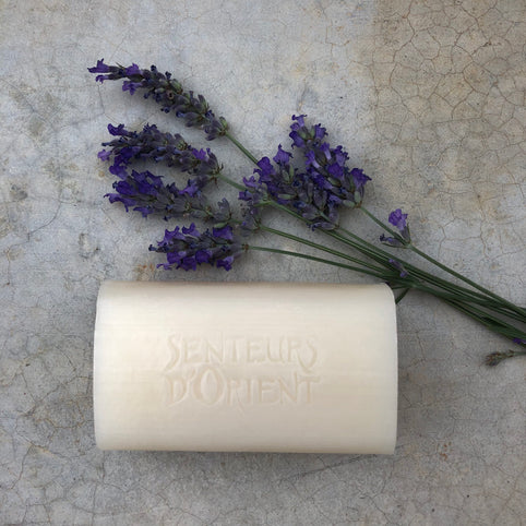 Lavender Rough-Cut Bar Soap