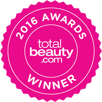 totalbeauty.com 2016 Awards Winner
