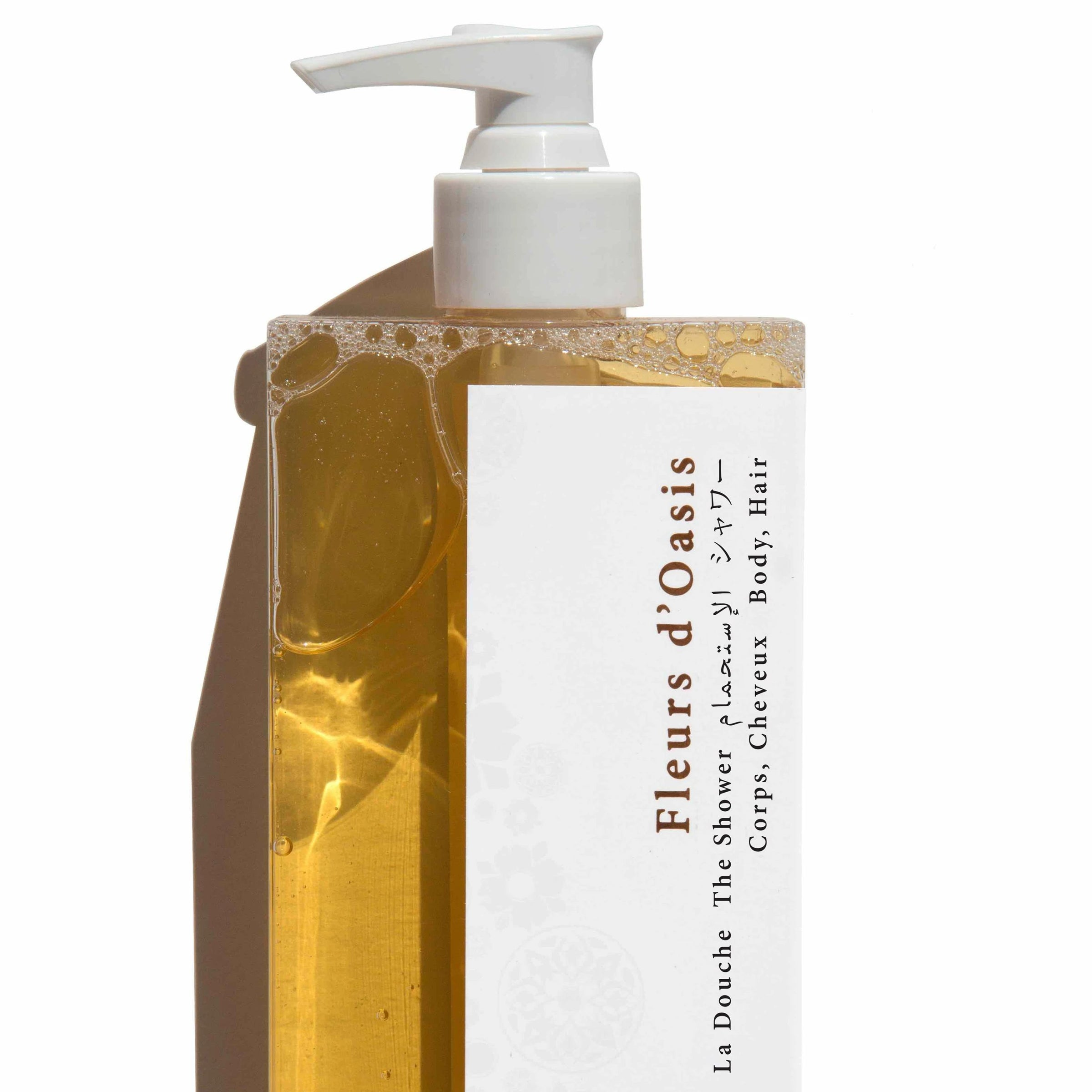 The Shower - Hair & Body - Fleurs d'Oasis