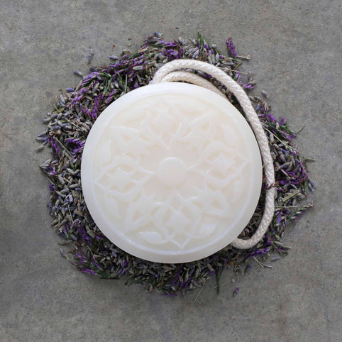Lavender Relaxing Body Soap