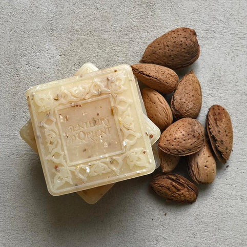 Almond Exfoliant Hand Soap