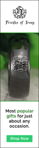 Firefighter Rings
