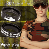 Tungsten Sniper Ring