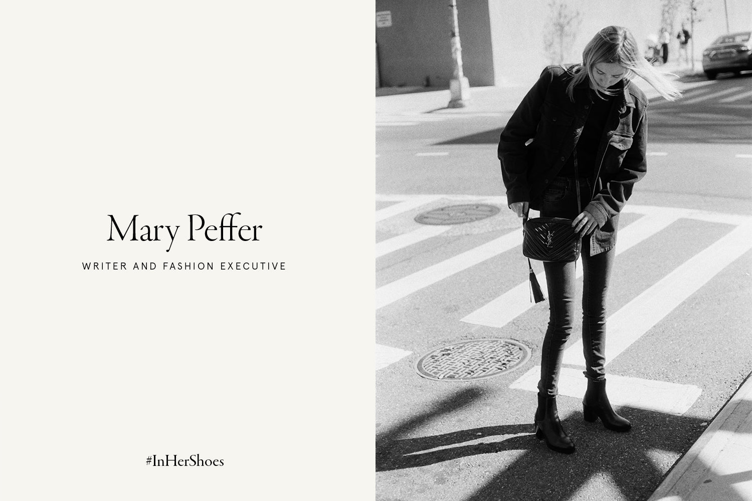 Mary Peffer | In Her Shoes