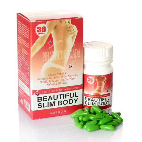 Beautiful Slim Body - Perdida de Peso - Control de Apetito - SupleNat