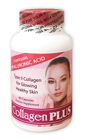Collagen Plus Con Ácido Hilaurico