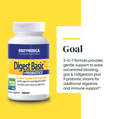 Digest Basic™ +PROBIOTICS