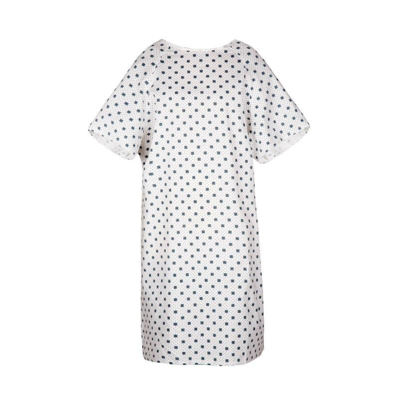 Linteum Hospital Patient Gown – Linteum Textile Supply