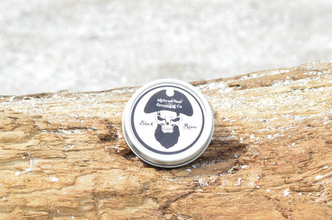 All-Natural Beard Balm and Oils