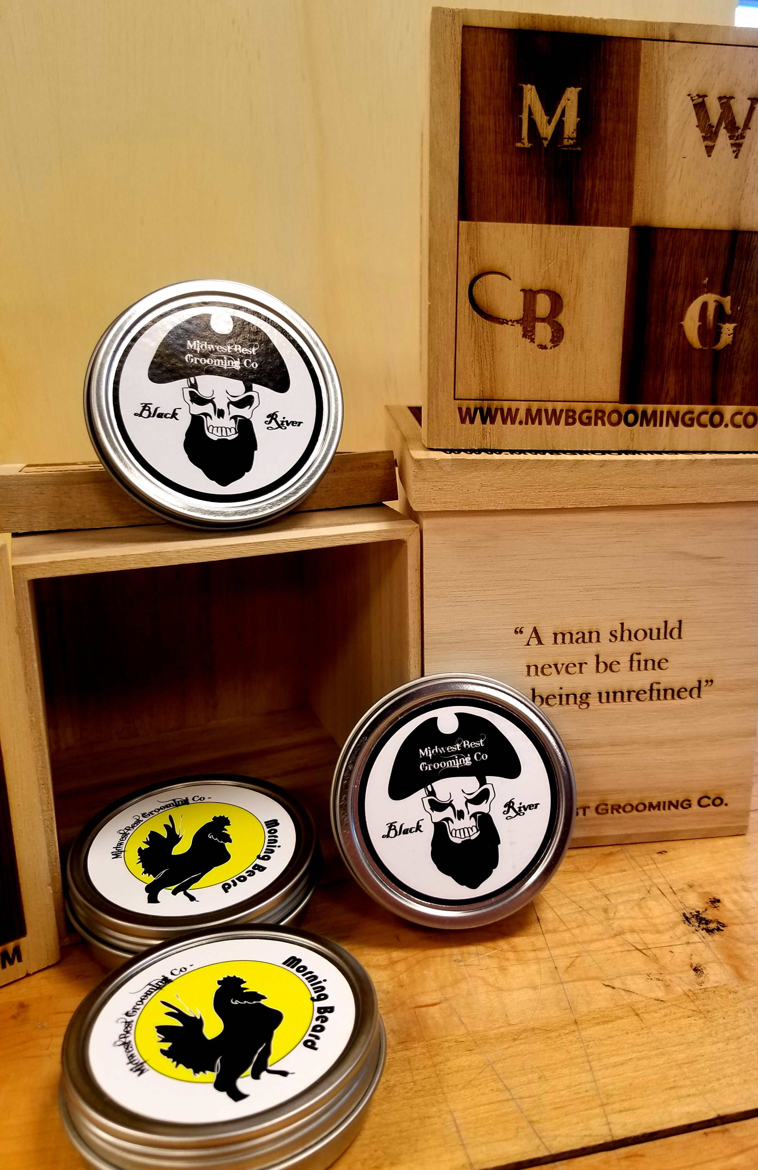 Wholesale - Beard Balm