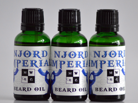Njord Imperial Beard Oil