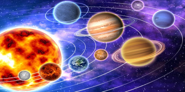 Astrology 2018 Major Transits Overview – The Rock Store