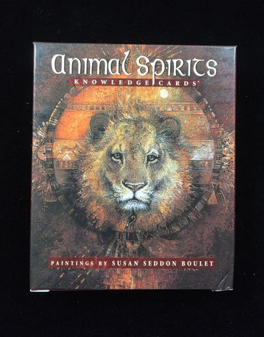 KNOWLEDGE CARDS ANIMAL SPIRITS