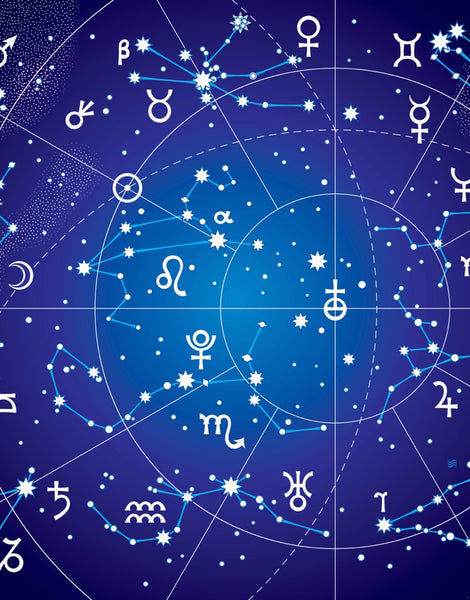 Intro to Astrology Part 2: 4 Week Workshop