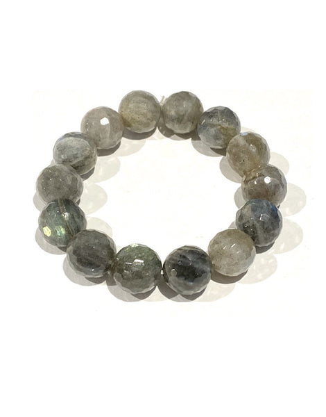 Labradorite A+ 14 mm Facet