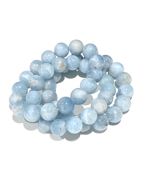 Aquamarine -  A+ 12mm Round