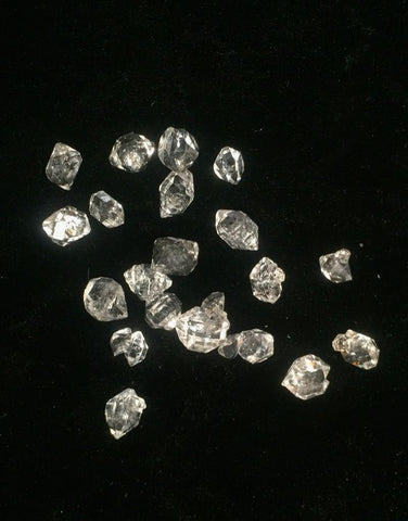Herkimer Quartz Diamonds