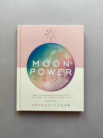 MOON POWER (HC)