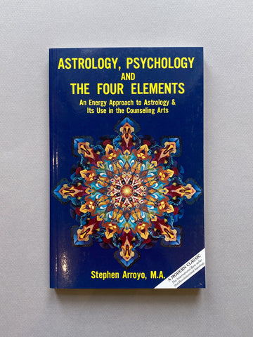 ASTROLOGY, PSYCHOLOGY & THE FOUR ELEMENTS
