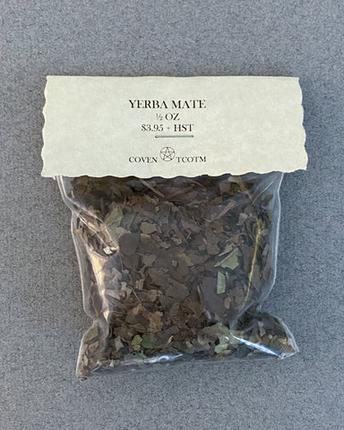 YERBA MATE - 1/2 OZ