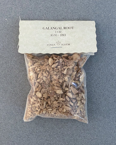GALENGAL ROOT - 1 OZ