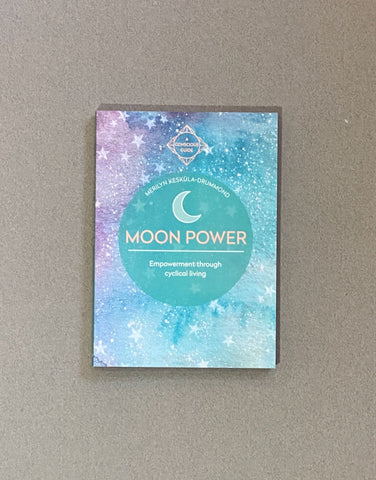 MOON POWER - CONSCIOUS GUIDE