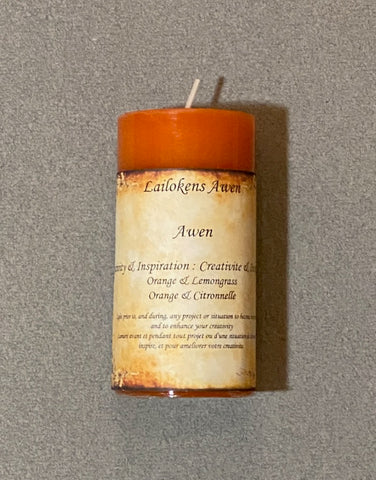 LAILOKENS - AWEN CANDLE