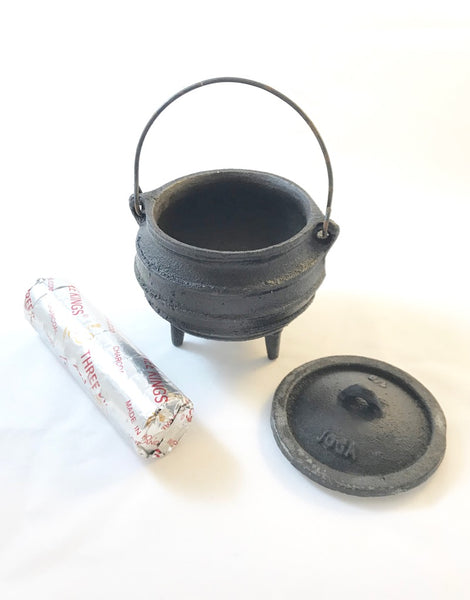 CAULDRON 1/8 4.25 INCHES