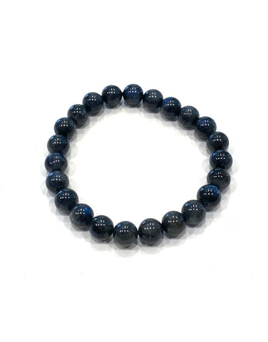 Labradorite Black - 8mm Round