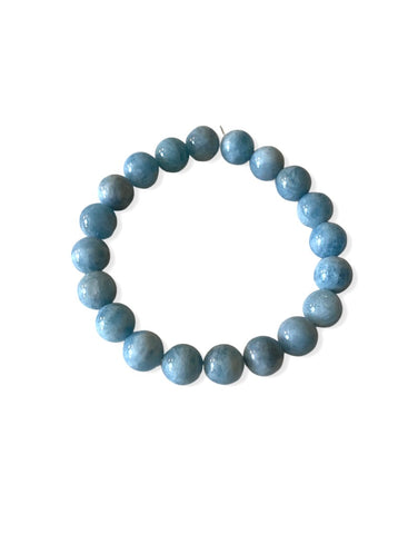 Aquamarine A+ -  10mm Round